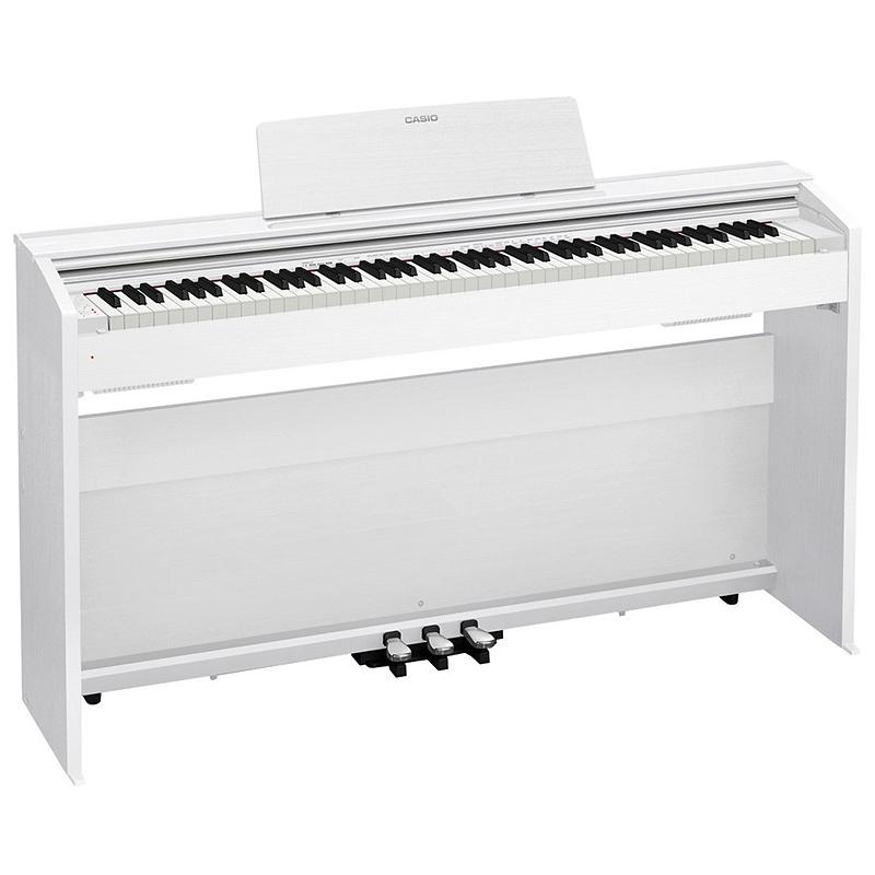 Цифровое фортепиано Casio Privia PX-870WE: фото