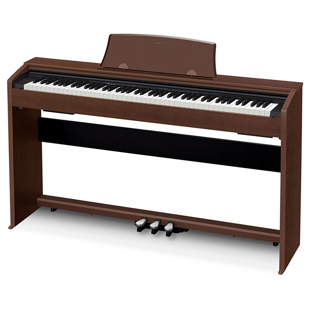 Цифровое фортепиано Casio Privia PX-770BN: фото