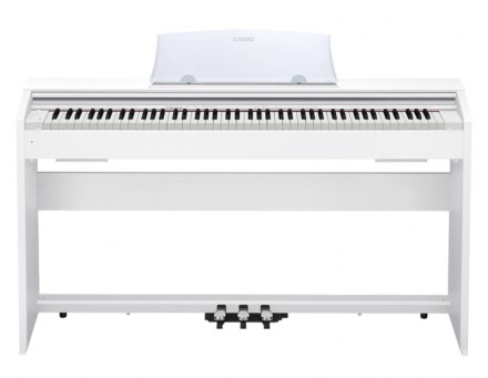 Цифровое фортепиано Casio Privia PX-770WE: фото
