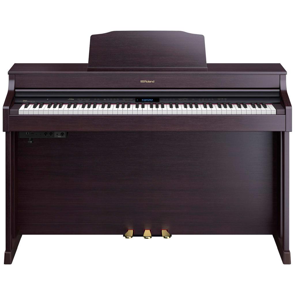 Цифровое пианино Roland HP603-CR: фото