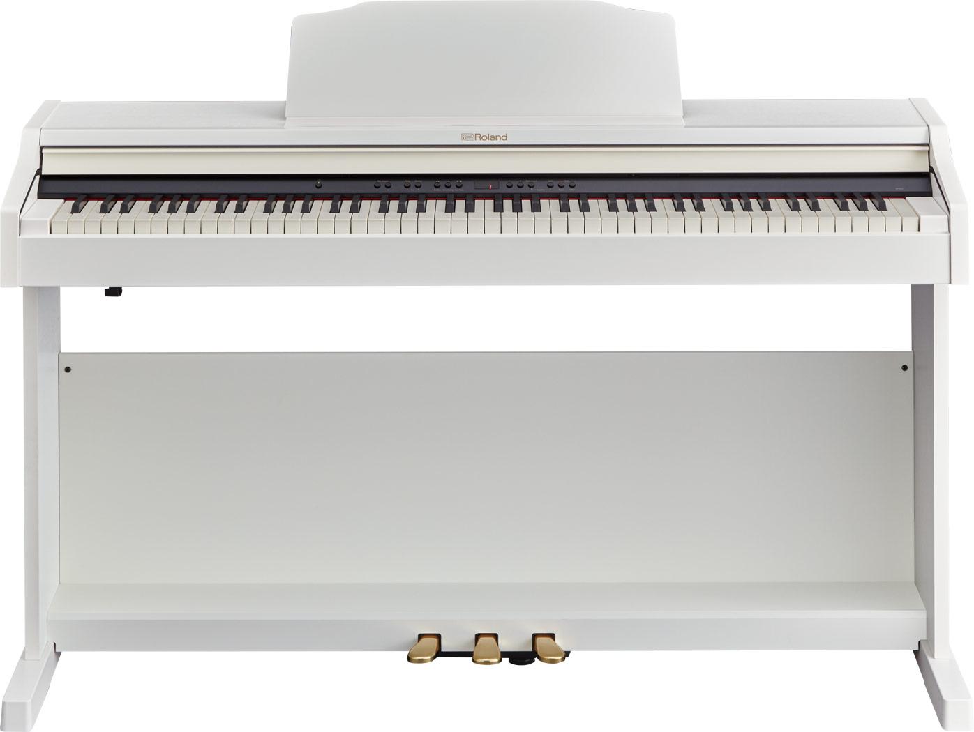 Цифровое пианино Roland RP501R-WH: фото