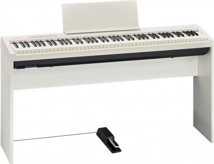 Цифровое пианино Roland FP-30-WH: фото