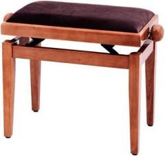 Банкетка Gewa FX Piano Bench Yew Highgloss Brown Seat