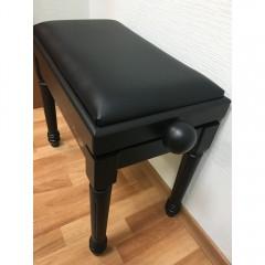 Банкетка фортепианная Vision QP-5141 Black